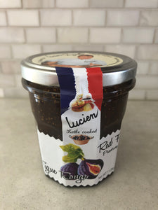 Lucien Georgelin Confiture à la Figue Rouge