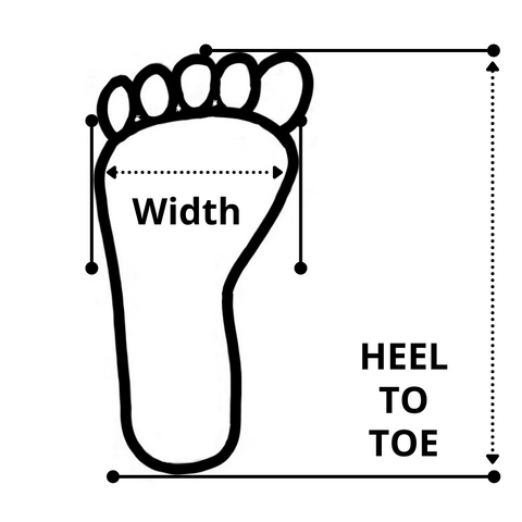 Measuring your Shoe Size Accurately
