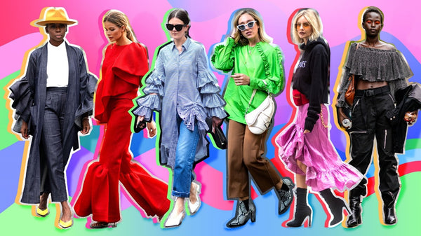 How to mix and match different fabrics for game-changing looks