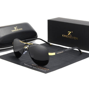KINGSEVEN Accessorises-Glasses-Sunglasses-EyeWear-Designer Wear Polarised Fashion UV400 Sunglasses