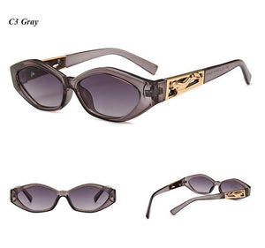 eprolo Accessorises-Glasses-Sunglasses-EyeWear-Designer Wear C3 Retro Cat Eye Vintage Fashion Sunglasses