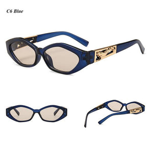eprolo Accessorises-Glasses-Sunglasses-EyeWear-Designer Wear C6 Retro Cat Eye Vintage Fashion Sunglasses