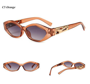 eprolo Accessorises-Glasses-Sunglasses-EyeWear-Designer Wear C5 Retro Cat Eye Vintage Fashion Sunglasses
