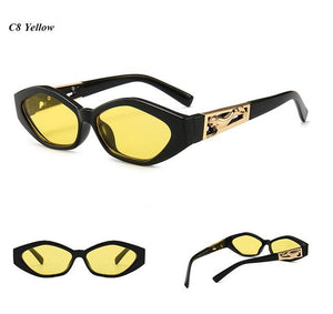 eprolo Accessorises-Glasses-Sunglasses-EyeWear-Designer Wear C8 Retro Cat Eye Vintage Fashion Sunglasses