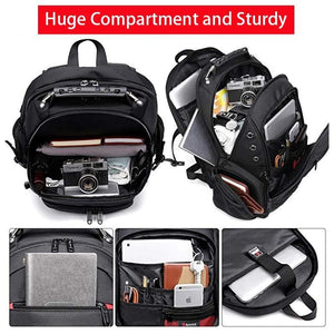 eprolo Clothing, Shoes & Accessories:Men:Men's Accessories:Bags Anti Theft Travel Backpacks