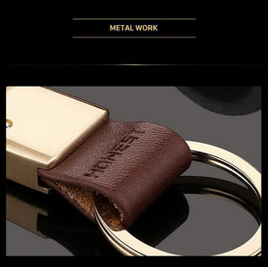 eprolo Key Chain Leather Key Chain