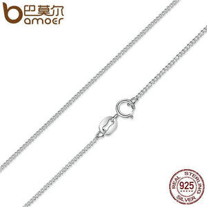 eprolo Jewellery & Watches:Fashion Jewellery:Necklaces & Pendants Stainless Steel Chain Necklace