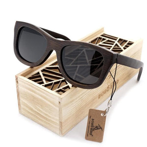 Bobobird Retro Bamboo Sunglasses - Sensationally Fabulous