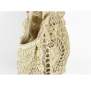 Bohemian Straw Weaved Beach Bags - Sensationally Fabulous