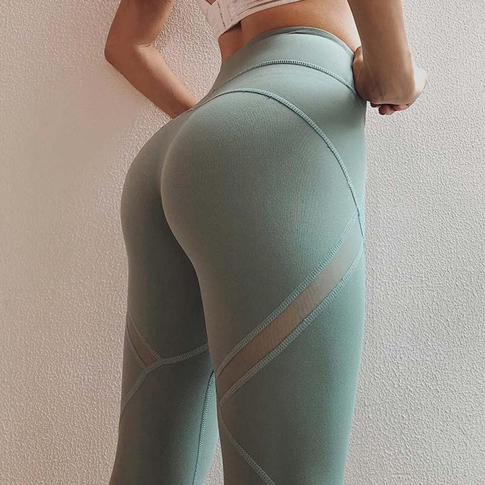 Non-See Through Active Yoga Leggings