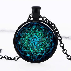 eprolo Jewellery & Watches:Fashion Jewellery:Necklaces & Pendants Yoga Charm Chakra Pendent