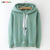Hoodies Women 2019 Brand Female Long Sleeve Solid Color Hooded Sweatshirt Hoodie Tracksuit Sweat Coat Casual Sportswear S-3XL