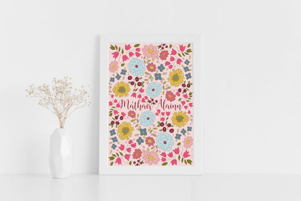 Mother's Day Print & Card Bundle