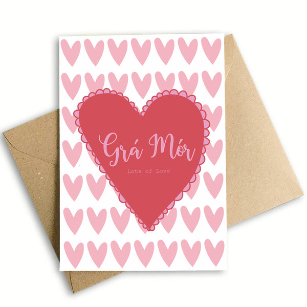 Sending Love Cards (Mixed 5 Pack)
