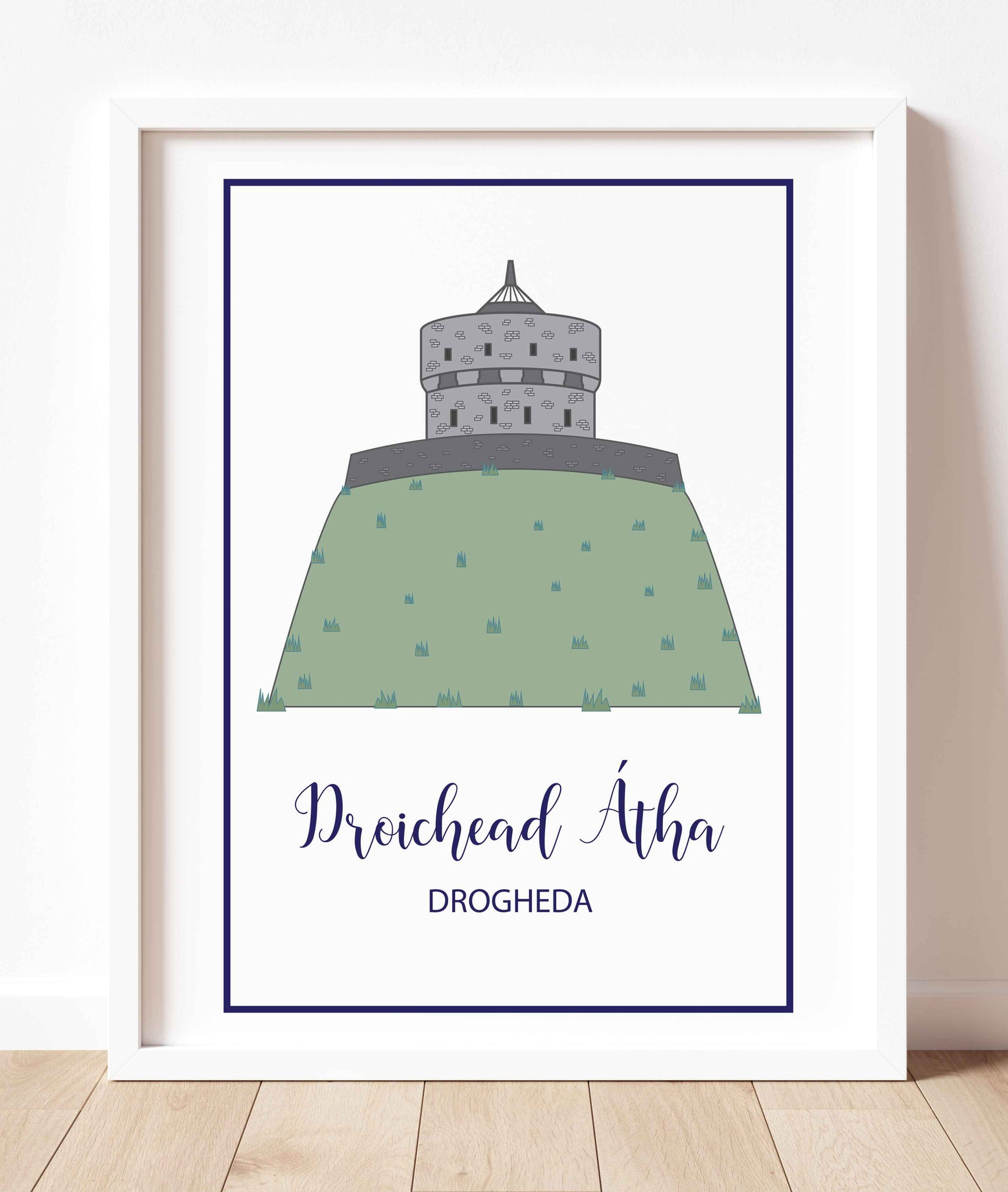 Millmount Fort Drogheda | Prints of Ireland