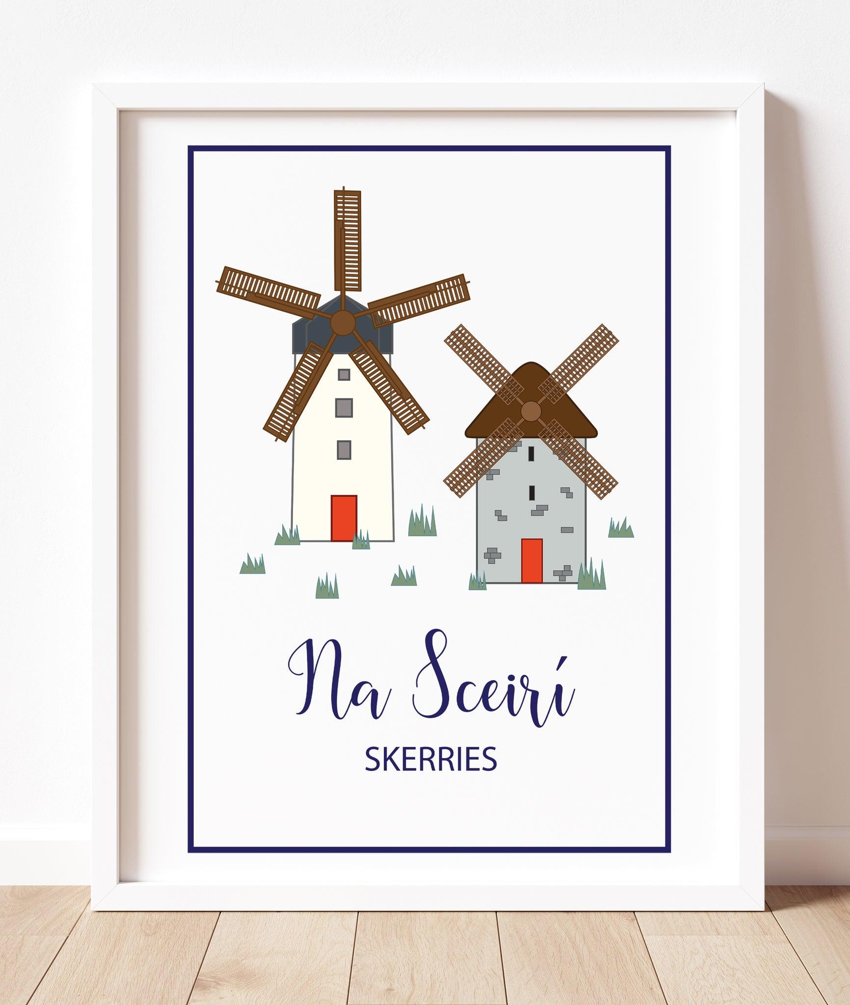 Skerries Mills | Art | Prints of Ireland