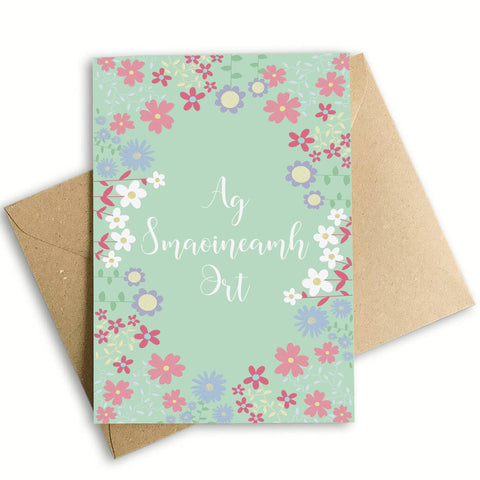 Mixed Greeting Cards (5 Pack)