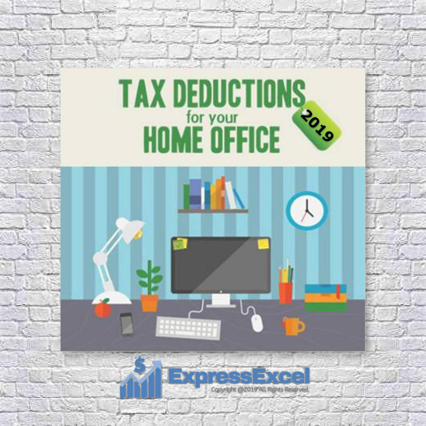 Home Office Tax Deductions Calculator 2019