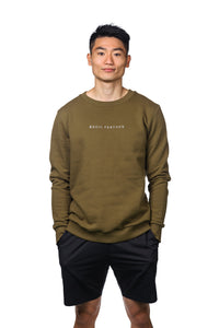 BF Sweatshirt Olive Green