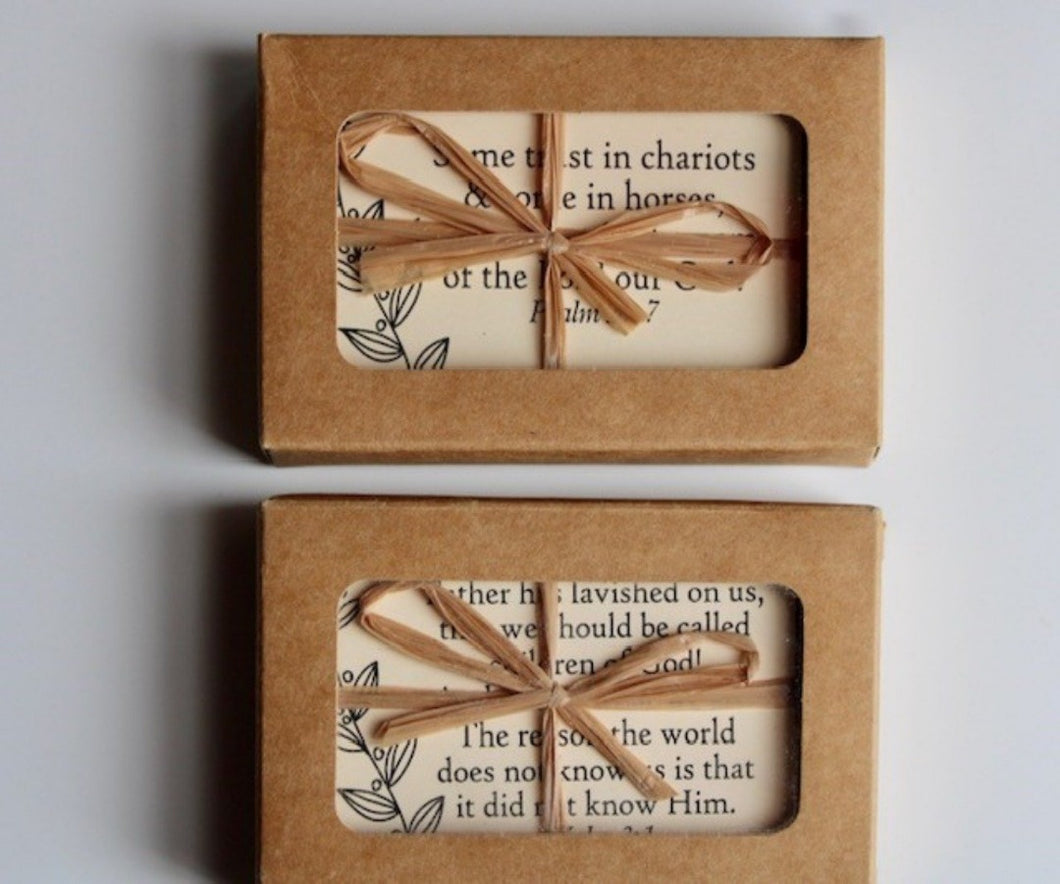 Encouraging Scripture Cards