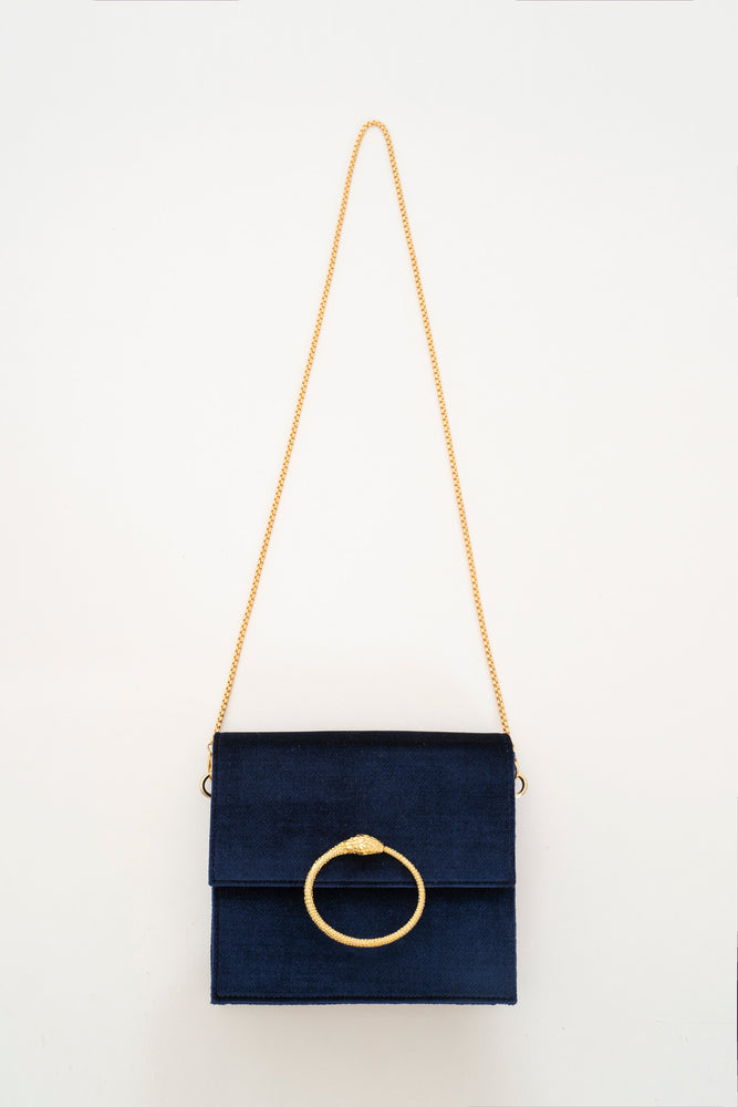 Load image into Gallery viewer, LE SERPENT Navy Blue