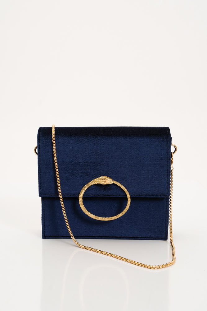 LE SERPENT Navy Blue