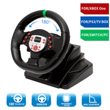 Load image into Gallery viewer, 180 Degree Driving Sport Gaming Racing Wheel B
