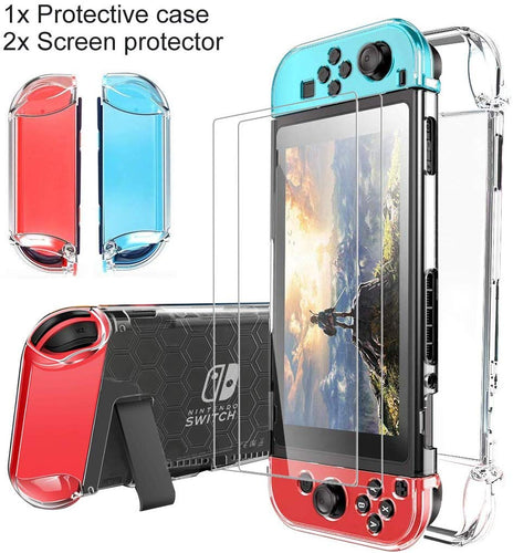 DOYO Switch Transparent Protective Case
