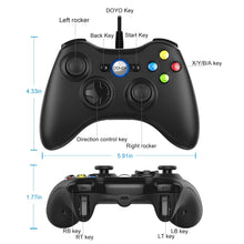 Load image into Gallery viewer, DOYO USB Wired Game Controller Pad