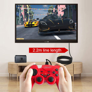 DOYO S705 game controller red