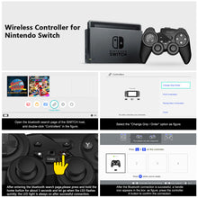 Load image into Gallery viewer, Wireless Controller for Nintendo Switch