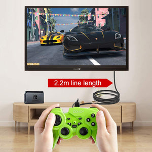 DOYO 2PCS USB Wired Nintendo Switch Game Controller