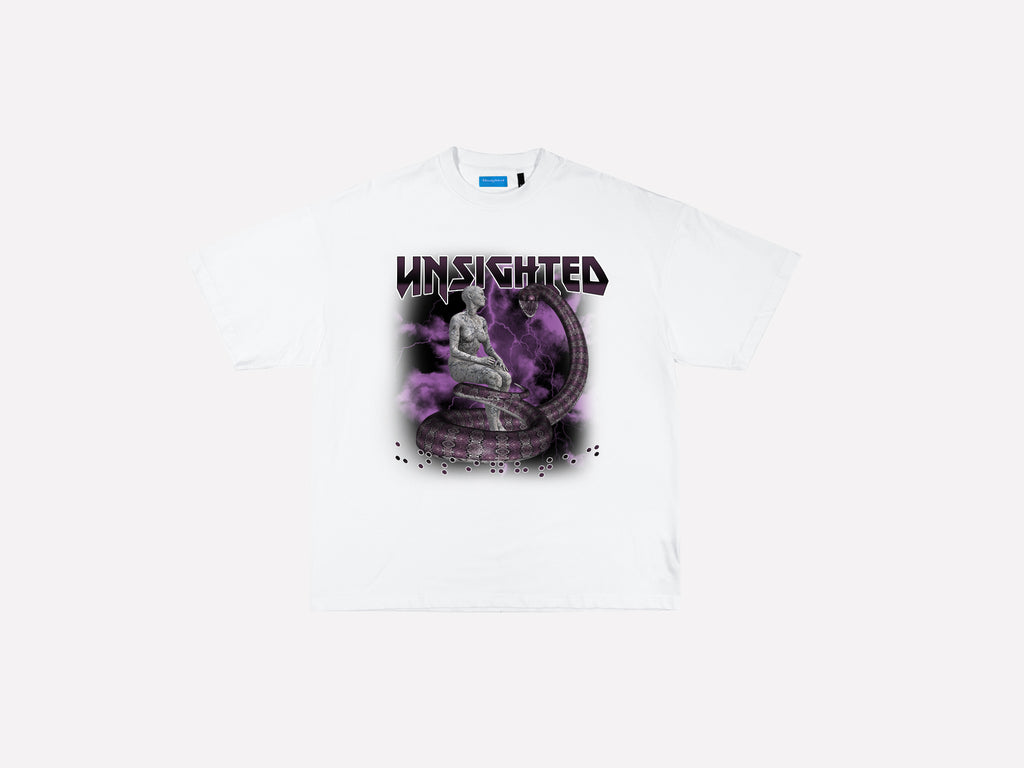 (Pre-sale) Serpent Shirt White