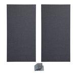 London Bass Traps Kit (Black, Beige, Grey, Paintable)