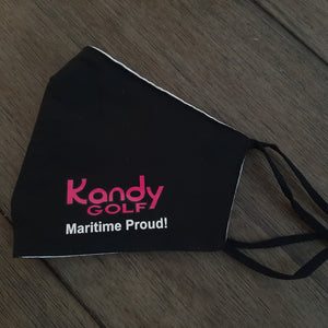 Kandy Golf Face Masks