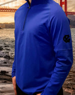 Load image into Gallery viewer, Men's KG 1/4  Zip-Ups