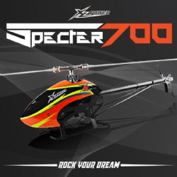 XL70K02  Specter 700 Kit with Blades