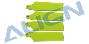 74-tail-blade-fluorescence-yellow HQ0743C