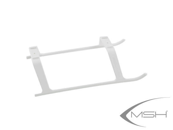 MSH41214 380 Landing gear White