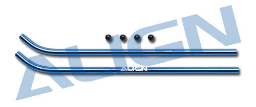 450 Skid Pipe  (Blue) H45108QN