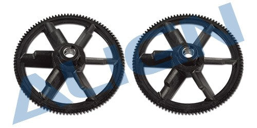 104T M0.6 Autorotation Tail Drive Gear set H45G005XX