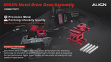 600XN Metal Drive Gear Assembly H6NB017XX