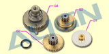 DS650 Servo Gear Set HSP65001