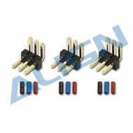 150 Tail Motor Plug & Pin Set HMP15M02
