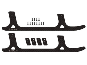 Lynx LX0733 - T-Rex 700 - Ultra Landing Gear Skid Replacement Set