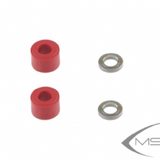 MSH41225 Head dampers 3D (red)