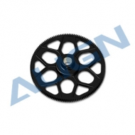 131T M0.8 Autorotation Tail Drive Gear-Black H60198QA