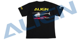 HOC00219  Flying T-shirt (HELI PILOT)-Black2L