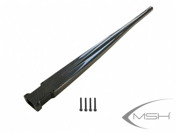 MSH71244 Carbon tail boom 700 v2