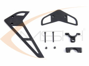 MSH51049 Fin set assembly